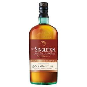 The singleton single malt (malt masters selection) reduced to clear instore only @ Tesco montrose - £19.61