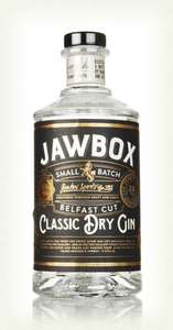 Jawbox Gin 70cl £19.50 in-store @ Tesco