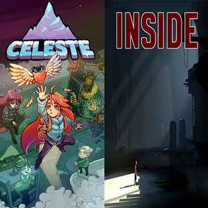 [PC] Celeste & Inside - Free (From 29th) - Epic Games Store