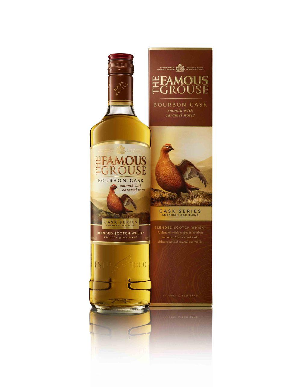 Famous Grouse Bourbon Cask 70cl £10.07 in-store @ Tesco