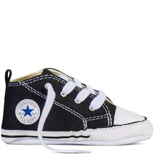 Chuck Taylor First Star Baby UK size 1 - £9.99 / £15.49 delivered @ Converse Shop