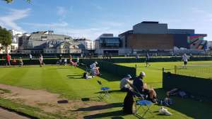 GB Men's, Inter-County Tennis Championships at Devonshire Park. Eastbourne. FREE.