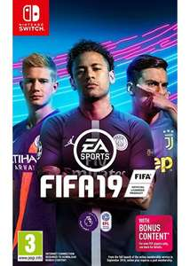 FIFA 19 - Nintendo Switch - Base.com £14.85