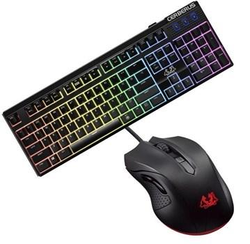 Asus Cerberus Mech RGB Keyboard - UK Layout + Cerberus Mouse Bundle £54.99 Delivered at Box