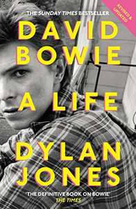 David Bowie: A Life Kindle Edition £0.99 @ Amazon