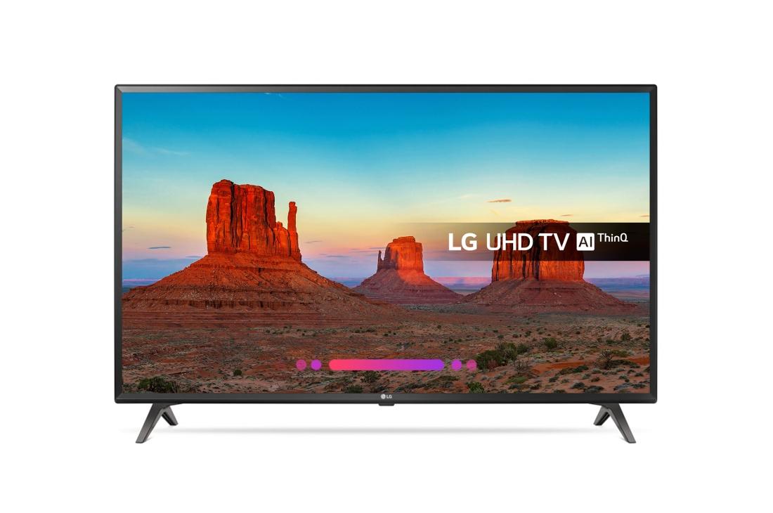 49 inch LG UHD Smart TV 49UK63 series - £289 instore @ Tesco