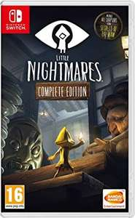 [Nintendo Switch] Little Nightmares Complete Edition £12.85 @ Nintendo eshop