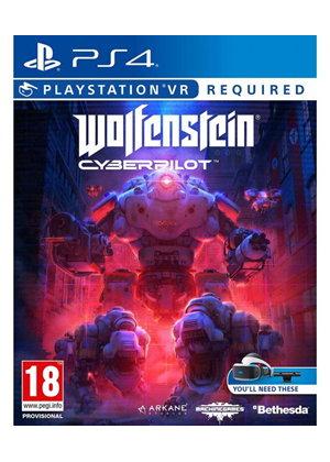 Wolfenstein Cyberpilot - PSVR (PS4) for £11.85 Delivered @ Base