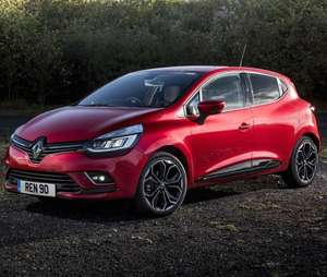 Renault Clio 0.9 TCE 90 GT Line - 24 Month Lease - 8k miles p/a - No upfront cost + £166.57pm = £3977.68 @ Leasing Options