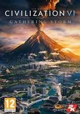 [Steam] Sid Meier's Civilization VI: Gathering Storm PC - £8.39 with code @ Voidu
