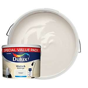 2x7.5l Dulux Paint Buy One Get One Half Price - £30 @ Wickes (Free C&C) - Includes All Paint / Mix & Match