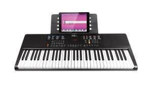 RockJam 61-Key Portable Electric Keyboard Piano now £34.49 Delivered at Amazon