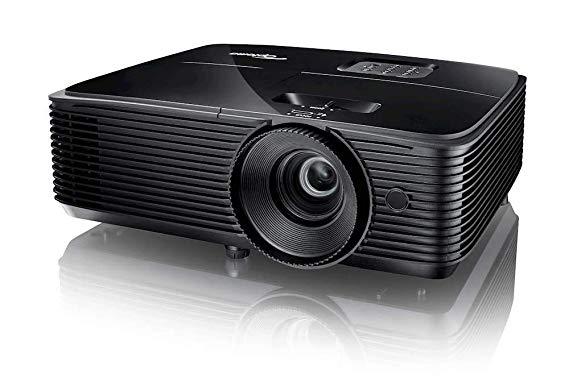 Optoma HD143X HDMI 3000 ANSI Lumens Projector - Black - £335.99 @ Amazon