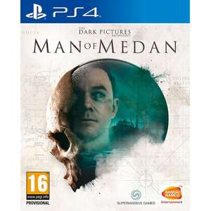 The Dark Pictures Anthology: Man of Medan PS4 pre-order from PlayStation Turkey PSN - £18.90