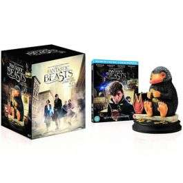 Fantastic Beasts & Where To Find Them 3D + 2D Blu-Ray + UV With Limited Edition Niffler Statue £22.49 with 10% Code @ Warner Bros Shop