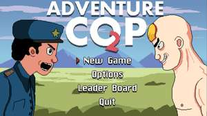 Adventure Cop 2 Freebie - PC Windows 7 upwards at game give away of the day