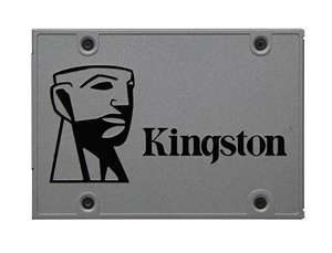 """Kingston 960GB UV500 SSDNOW SATA A3 2.5"""" 6GB/s 256-bit up to 520/500MB/s R/W Solid State Drive for £86.86 Delivered @ BTShop"""