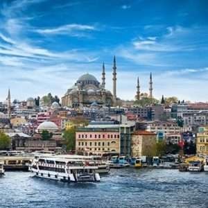 Cheap return flights to Istanbul and other Turkey locations from Stansted on 22nd November £45.45 at FlyPegasus