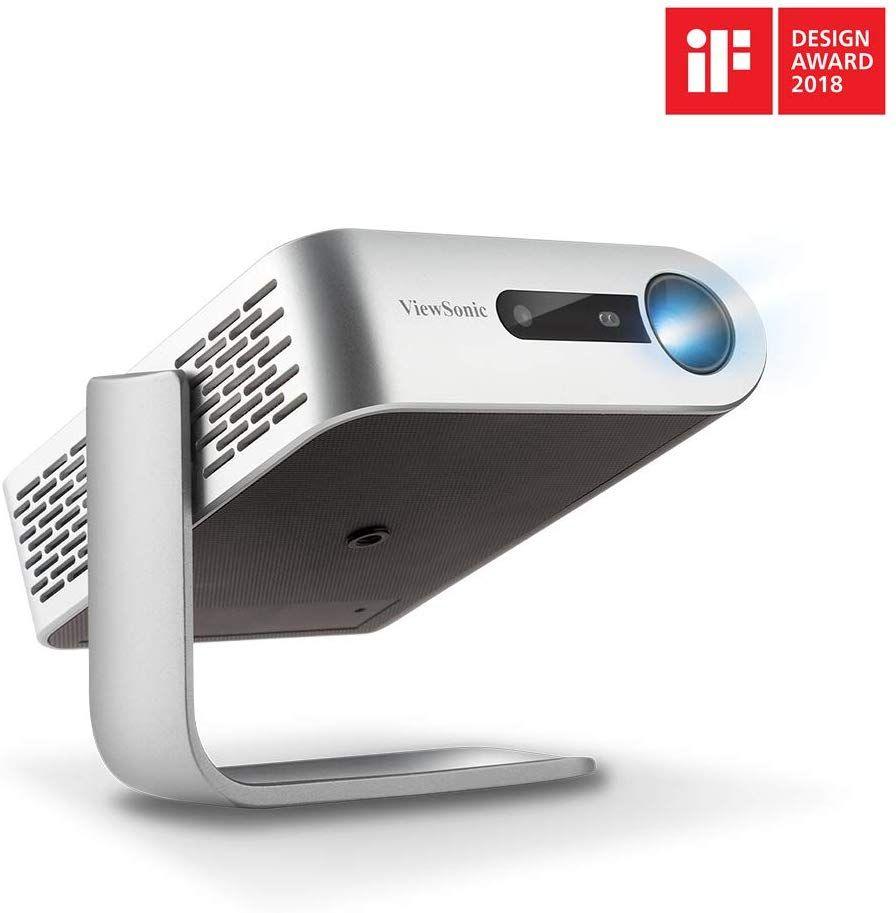 ViewSonic M1+ WVGA Ultra-Portable 300 LED Lumens Projector £259 at Amazon