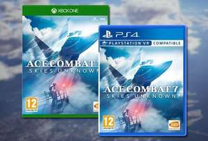 Ace Combat 7: Skies Unknown (PS4 / Xbox One) - £22.99 @ Smyths