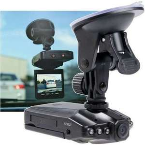 Pama Plug N Go Drive 1 HD 720p Car Dash Cam - Black - £10.93 delivered @ MyMemory