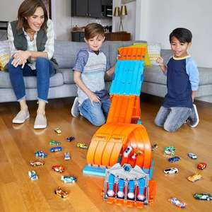 Hot Wheels Track Builder Race Cratewith - £32.99 free delivery and free c+c @ Smyths Toys