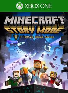 PS4/X-Box games reduced to clear @ Tesco Dunfermline e.g. Minecraft Story Mode Season 2 - £6.25