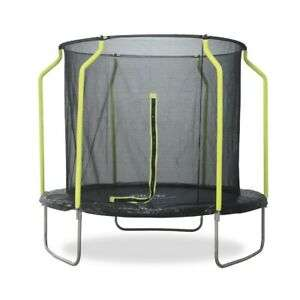 Wave Springsafe Trampoline and enclosure 8ft - £69.99 instore @ LIDL Walkergate