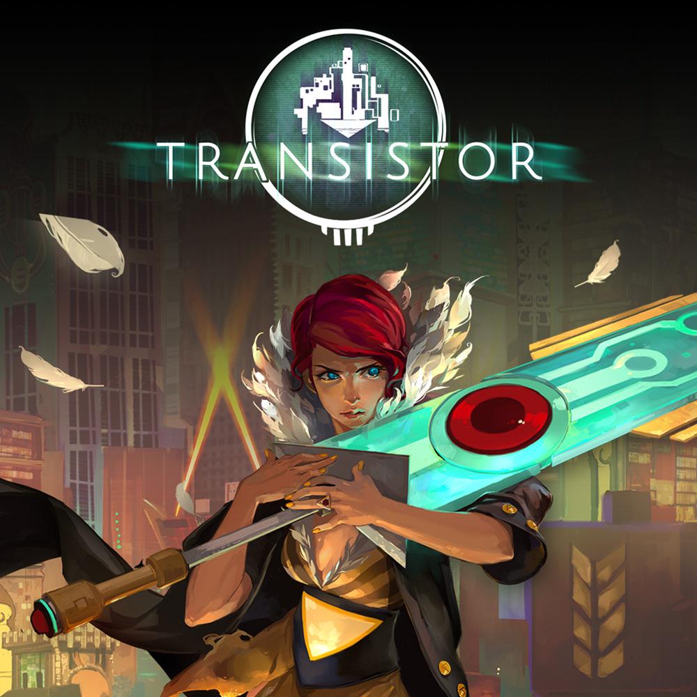Transistor £3.29 / Bastion £2.47 US eshop Nintendo Switch