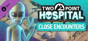 Two Point Hospital: New DLC Close Encounters - £6.29 @ Steam Store