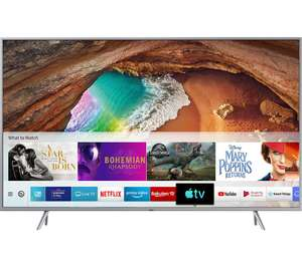 "SAMSUNG QE65Q67RATXXU 65"" Smart 4K QLED TV with Bixby - £1169 @ Currys PC World"