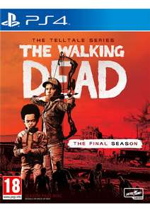 Telltale's The Walking Dead: The Final Season (PS4/Xbox One) £12.85 Delivered @ SimplyGames