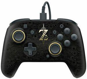 PDP Zelda Face Off Nintendo Switch Controller - Black for £15.99 Delivered/Free C&C (Argos) @ Argos/Ebay