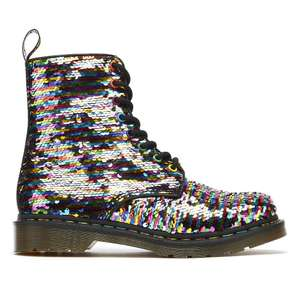 Dr. Martens 1460 Pascal Sequin Womens Boots were £125 now £63 delivered sizes 3-7 in stock @ Tower London