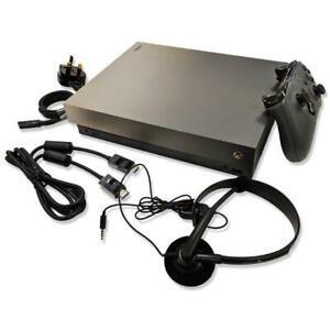 Xbox one X 1TB Console Brand New but repackaged  - 12 months Microsoft Warranty - £269.99 @ 3b-it / eBay