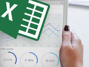 Excel Data Analyst Certification School Lifetime Subscription £24.07 using code @ Stacksocial