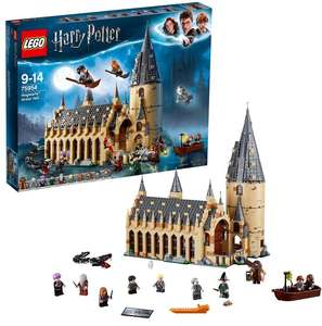 LEGO 75954 Harry Potter Hogwarts Great Hall Toy, Wizzarding World Fan Gift, Building Sets for Kids - £70.99 @ Amazon