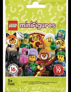 Lego Series 19 £2.15 @ WH Smith using Daily Mail voucher