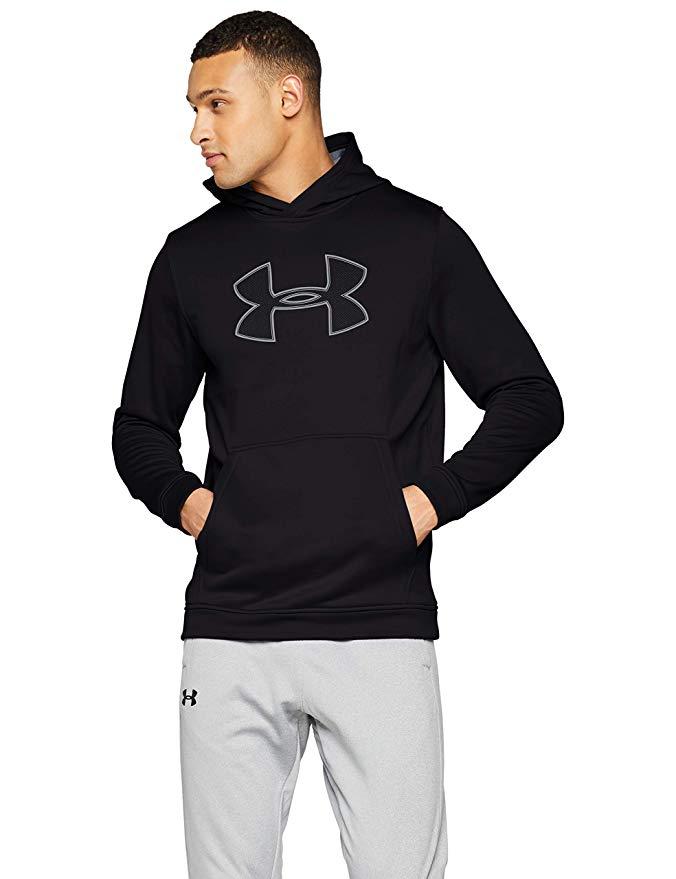 Under armour mens performance fleece graphic hoodie XL @ amazon £20.71