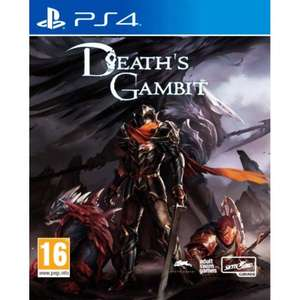 Death's Gambit (PS4) £12.95 Delivered @ The Game Collection