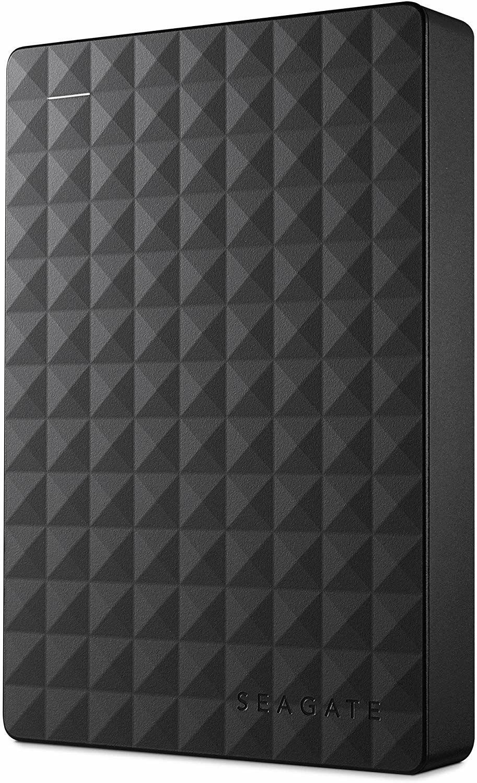 Seagate 4TB Expansion USB 3.0 Portable 2.5 Inch External Hard Drive - £73.99 @ Amazon