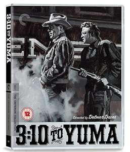 3:10 to Yuma (1957) - Criterion Collection (Blu-Ray) - £10 on Amazon (£12.99 if non-Prime)