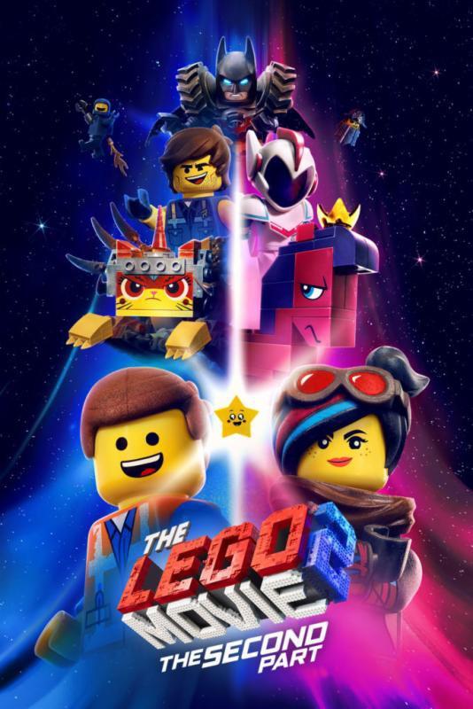 The LEGO Movie 2 (4K) - £7.99 @ iTunes