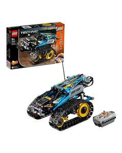 LEGO Technic 42095 RC Stunt Racer £53.49 Delivered @ JD Williams