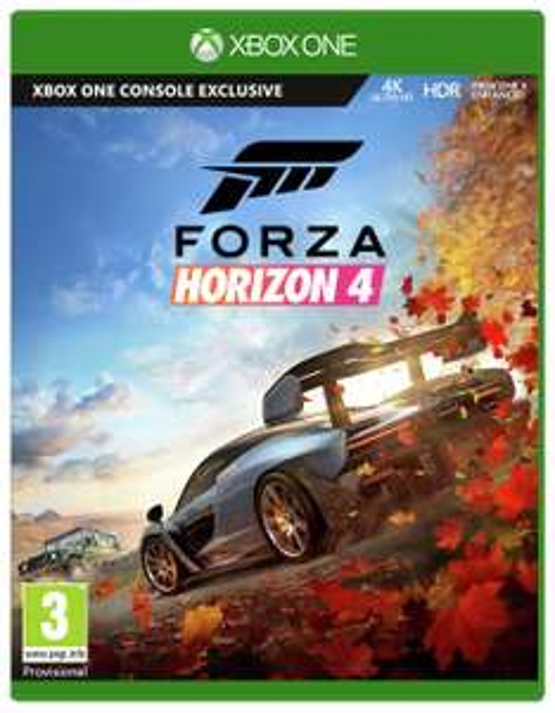 Forza Horizon 4 (XBOX One) - £20.99 @ Argos