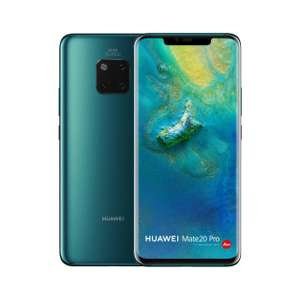 Huawei Mate 20 Pro - Black and Twilight colours - NEW - £489.99 @ Fonehouse (plus Huawei cashback £100, so effectively £389.99)