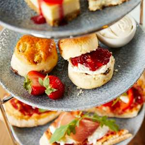 Italian Afternoon Tea for Two at Bella Italia £18.99 @ Groupon