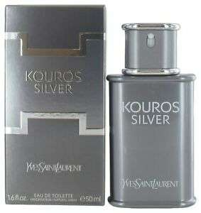 Yves Saint Laurent Kouros Silver Eau de Toilette Spray 50ml £21.99 @ Argos eBay - Free Delivery