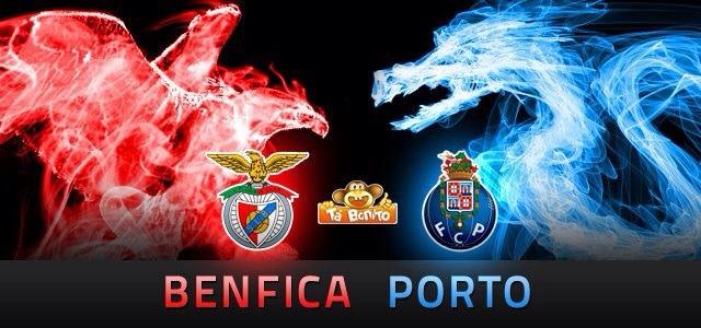 Live & FREE to air Liga Nos Football Benfica v Porto Saturday 7pm @ Freesports.tv