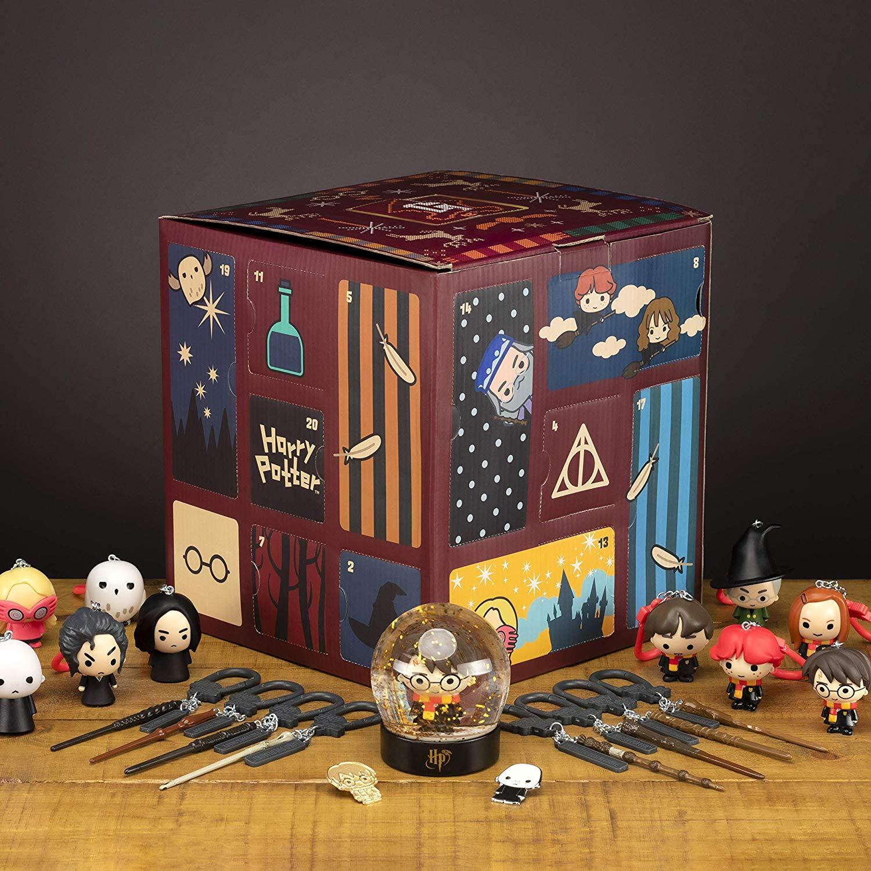 Paladone Premium Harry Potter Cube Advent Calendar 24 Door 2019 @ Amazon £35.85